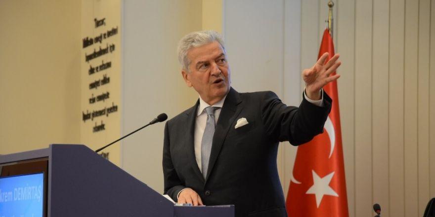İTO'dan süperligde takımı olan İzmir'e stat uyarısı