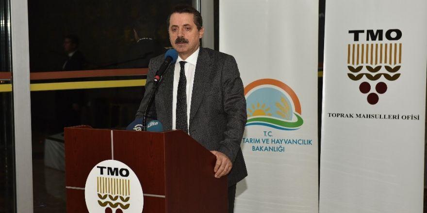 Bakan Çelik TMO sektör temsilcileriyle iftar gerçekleştirdi