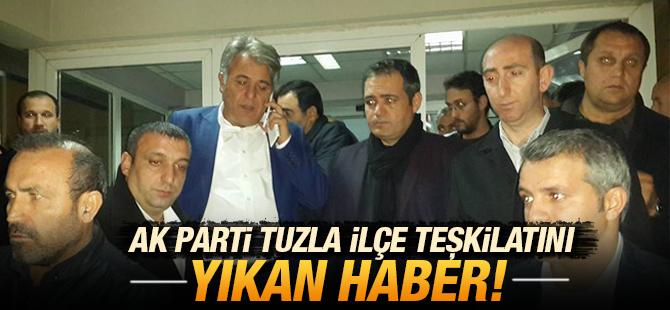 AK Parti Tuzla İlçe Yönetim Kurulu Üyesi Zeki Er Hayatını Kaybetti
