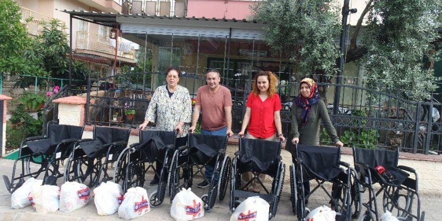 Aydın'da 11 engelli sevndrildi