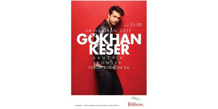 Gökhan Keser, Forum Bornova'da İzmirliler ile buluşuyor