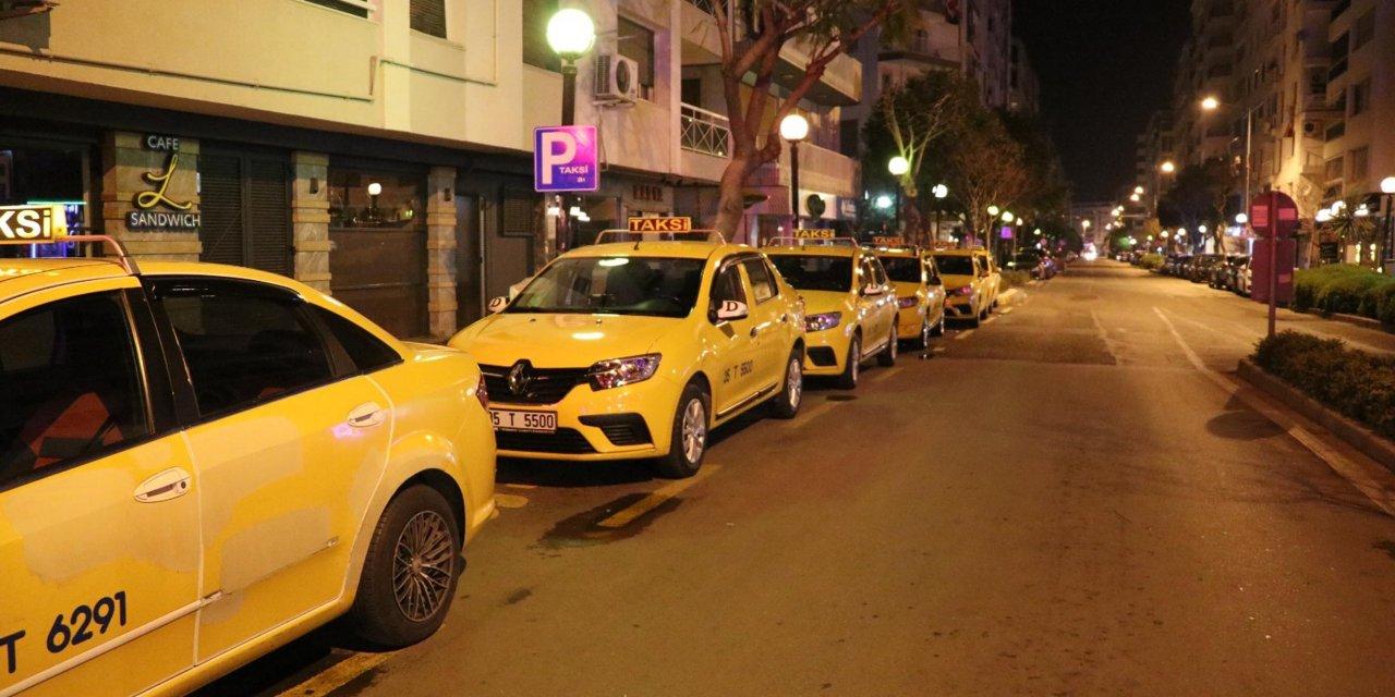 İzmir'de tek-çift plaka uygulaması başladı