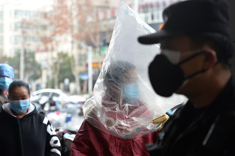 Çin'den koronavirüs açıklaması: Salgın büyük ölçüde durdu