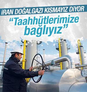 İran'dan Türkiye'yi İlgilendiren doğalgaz açıklaması
