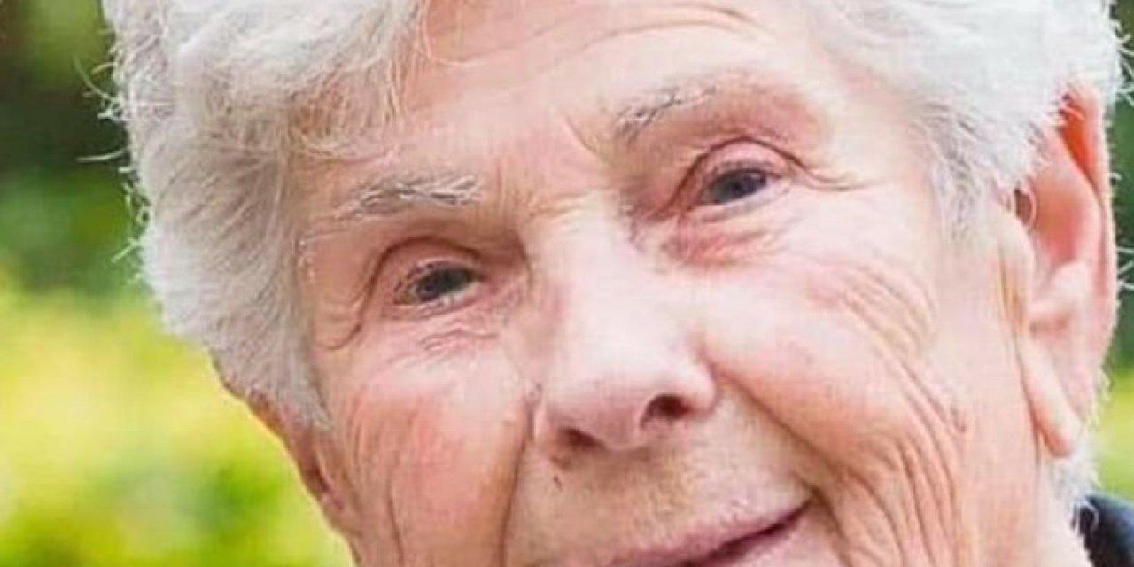 Koronavirüsten ölen 90 yaşındaki kadından büyük fedakarlık
