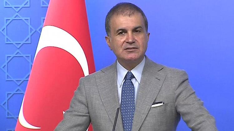 AK Parti Sözcüsü Ömer Çelik'ten, 'Siyasi hastalık' isyanı