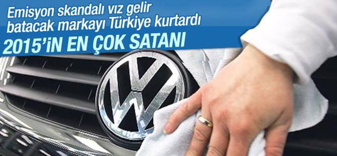 Volkswagen'in Emisyon Skandalı Türkiye'deki Satışları Etkilemedi