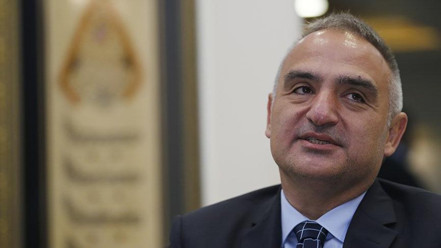 Kültür ve Turizm Bakanı Mehmet Nuri Ersoy'dan turizm sezonuna dair önemli açıklamalar