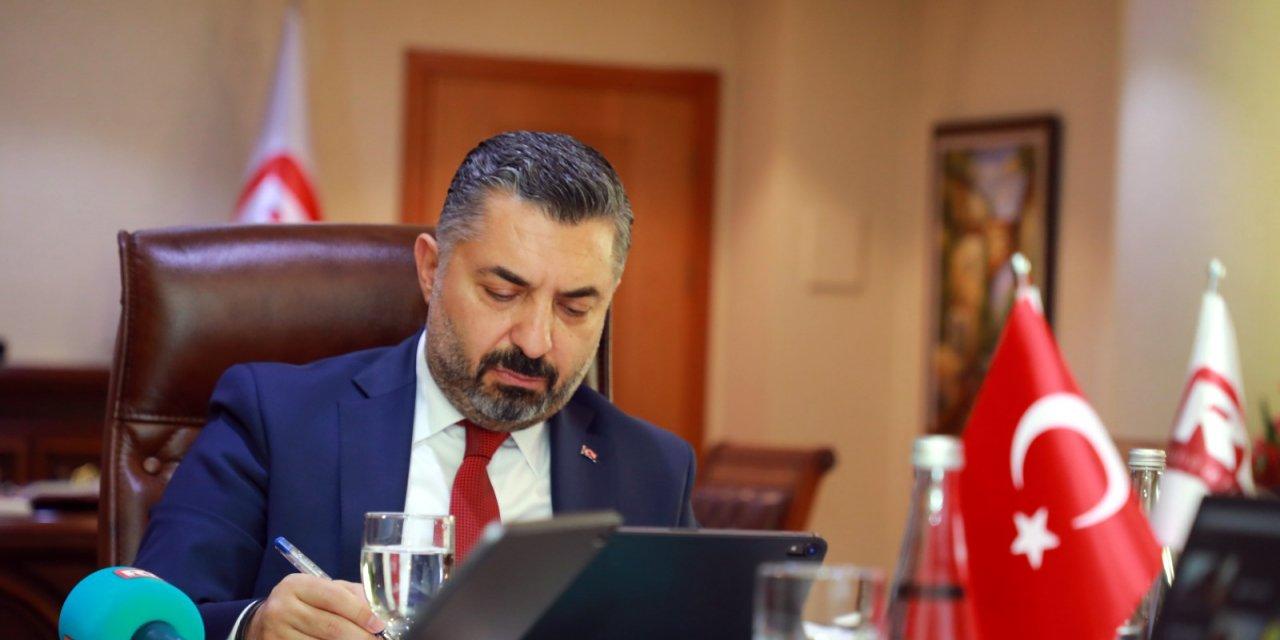 RTÜK'ten pandemi yayıncılığı toplantısı
