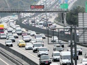 CHP'li Vekilden İstanbul Trafiği İçin Kanun Teklifi