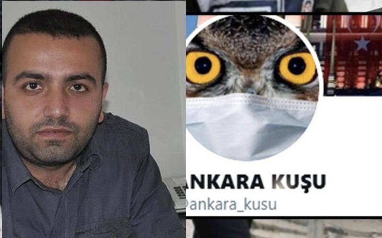"""'Ankara kuşu' """"FETÖ propagandası yapmak"""" suçuyla tutuklandı"""
