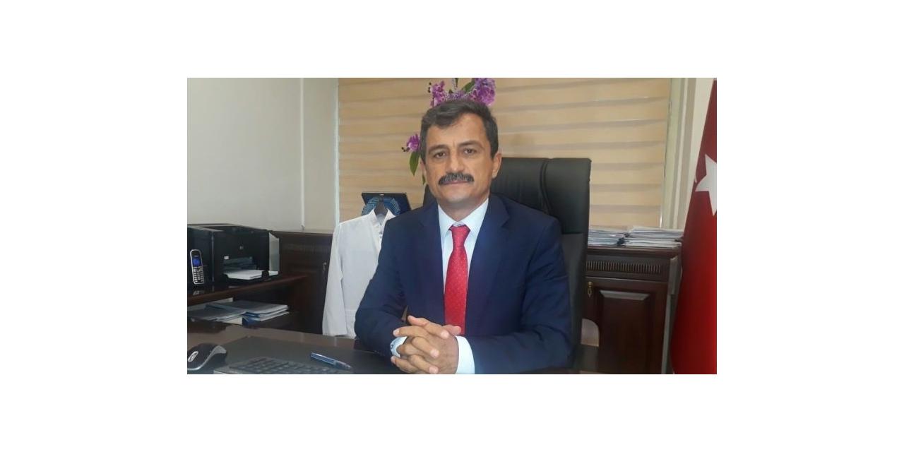 Siirt İl Sağlık Müdürü Dr. Erol Emre Ömür'ün Covid-19 testi pozitif çıktı