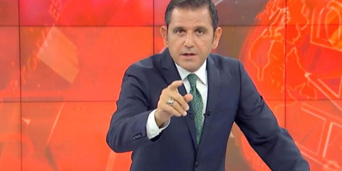Cumhurbaşkanı Erdoğan'ın ardından Fatih Portakal hakkında bir suç duyurusu daha!