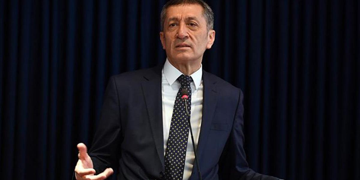 """Milli Eğitim Bakanı TRT EBA'daki """"BİZDEN""""de velilere seslendi"""