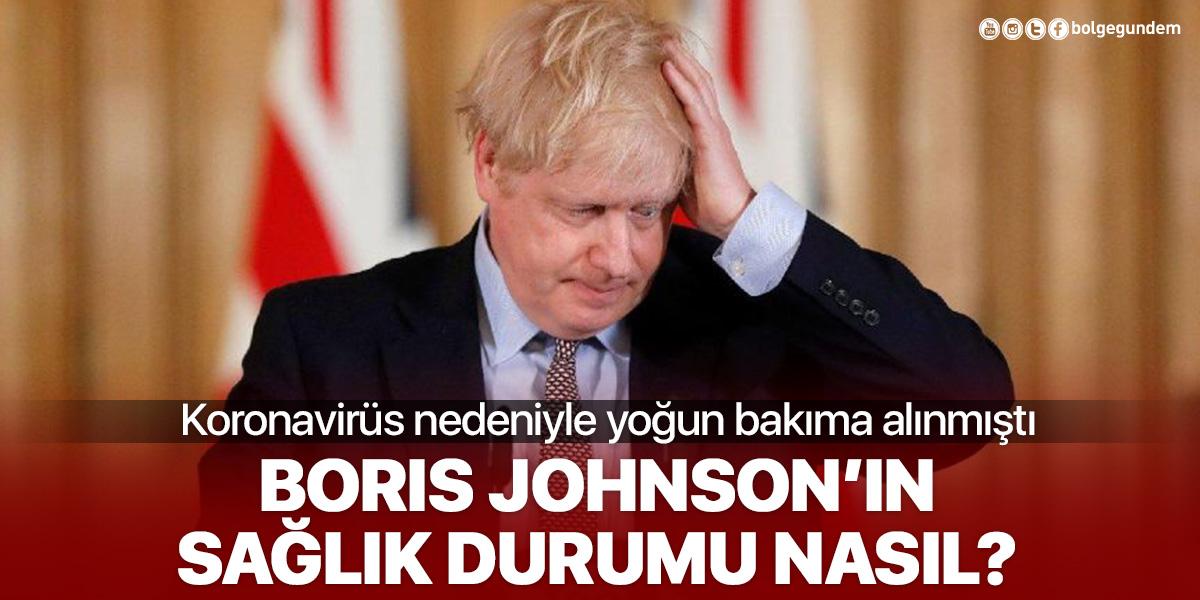 İngiltere Başbakanı Boris Johnson'ın son durumuna ilişkin açıklama!
