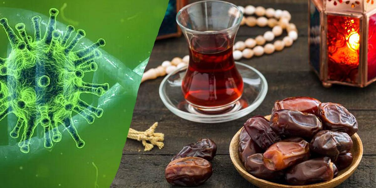 Ramazan yaklaşıyor!  Oruç tutmak Coronavirüsü etkiler mi?