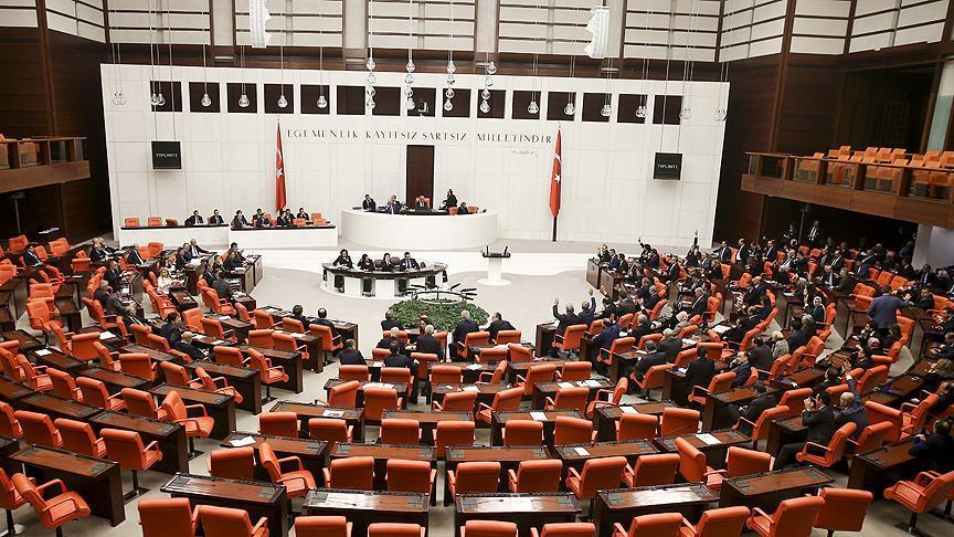 AK Parti'den Yükseköğretim Kanunu hakkında yasa teklifi