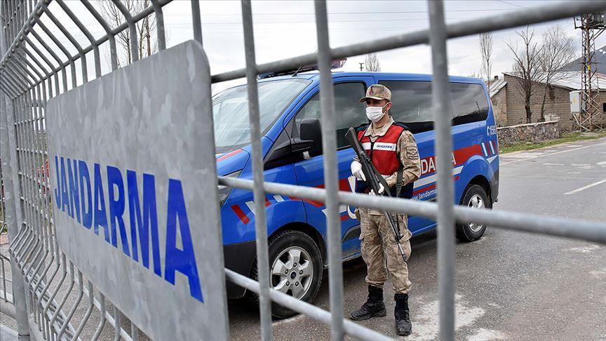 İçişleri Bakanlığı:45 ildeki 156 yerleşim yerinde karantina uygulaması sürüyor