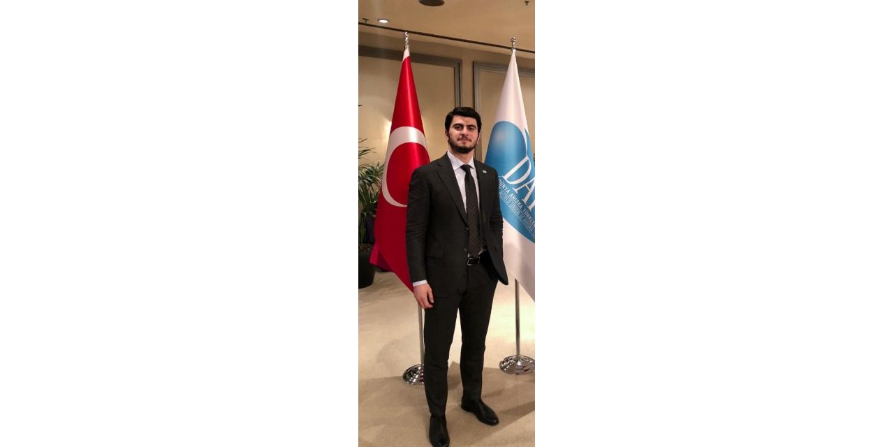 DATÜB Gençlik Kolları Başkanı Kassanov'dan mesaj