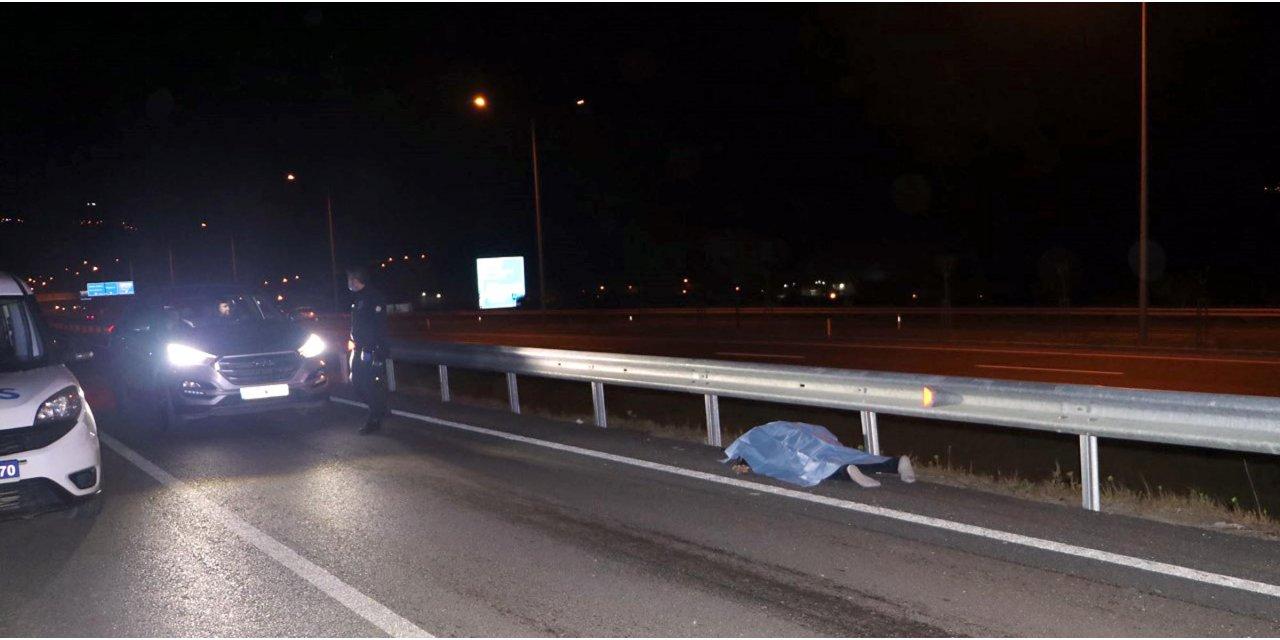 2 kişinin öldüğü kazada düşen plakayı almak için döndüğünde yakalandı