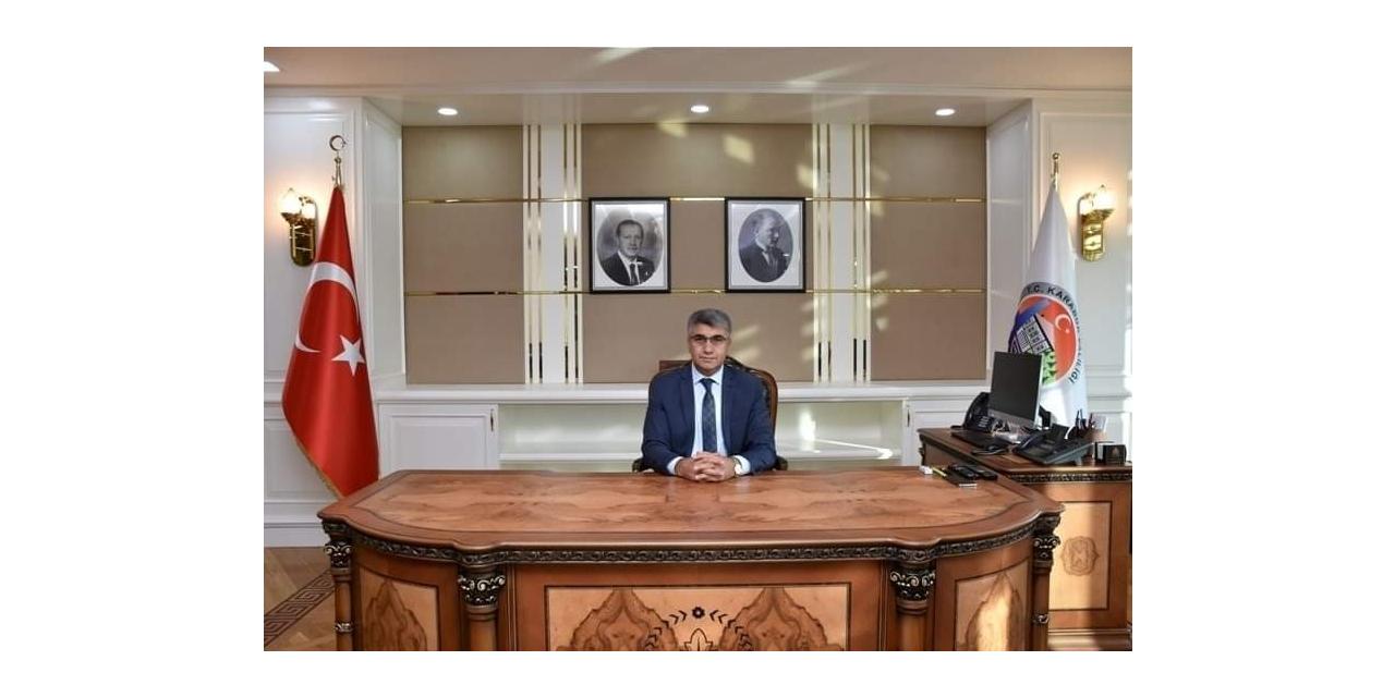 Vali Gürel'den Polis Haftası mesajı