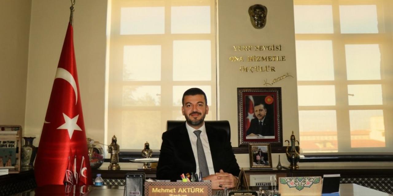 Ürgüp Belediye Başkanı Aktürk, 10 Nisan Polis Haftası mesajı yayımladı
