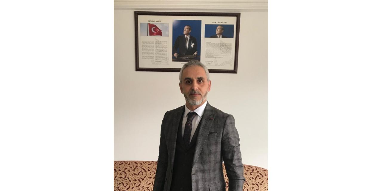 Sağlık Sen Bayburt Şube Başkanı Cemil Demir'den mobbing iddiası