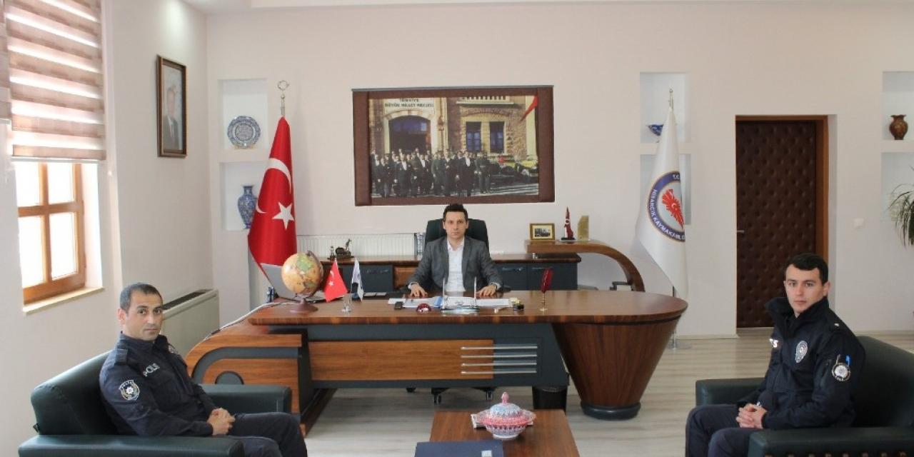 """Kaymakam Karadağ: """"Türk Polis Teşkilatı, kutsal bir görevi üstlenmiştir"""""""