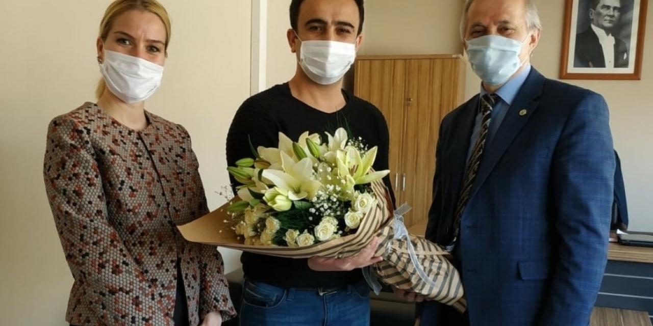 Medical Park İzmir'den Örnekköy Polis Merkezine ziyaret