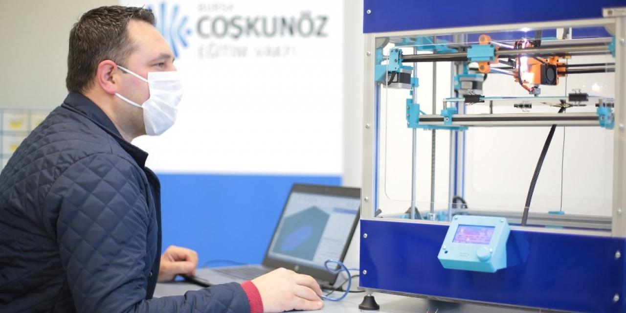 Bursalı firma yerli tıbbî ekipmanların üretimine başladı