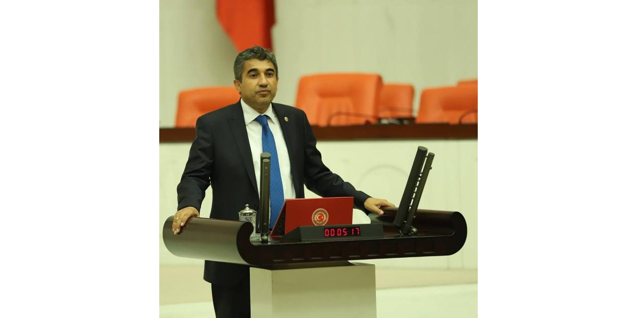 """CHP Kırşehir Milletvekili İlhan: """"Sağlık personeli canlarını hiçe sayıyor"""""""