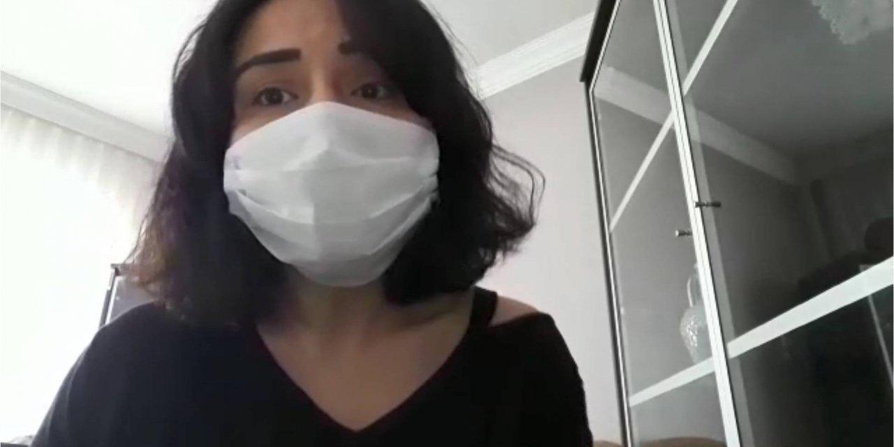 Koronavirüsüyenen hemşire: Yalnız kalmak, hastanede yaşam mücadelesi vermekten çok daha iyi