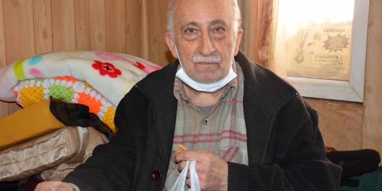 """Burhan amca yine gönülleri fethetti: """"Gönlüm Ordu'da kalacak"""""""