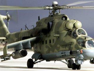 Rusya'dan Ermenistan'daki üsse helikopter sevkiyatı