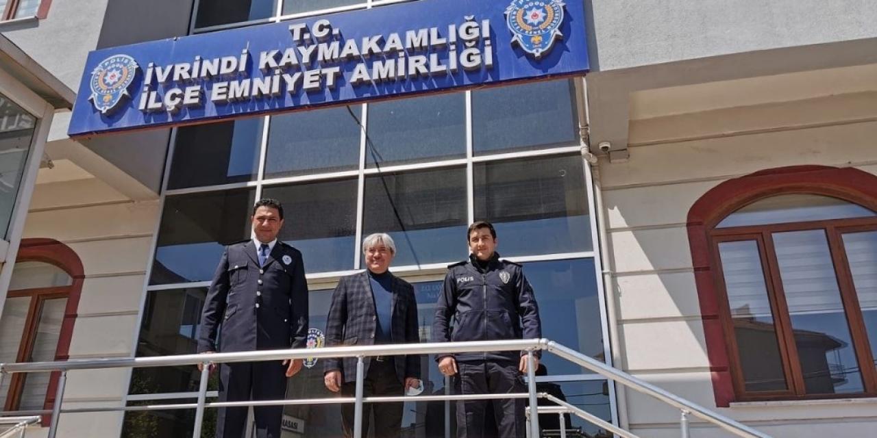 Başkan Cengiz emniyet teşkilatının polis haftasını kutladı