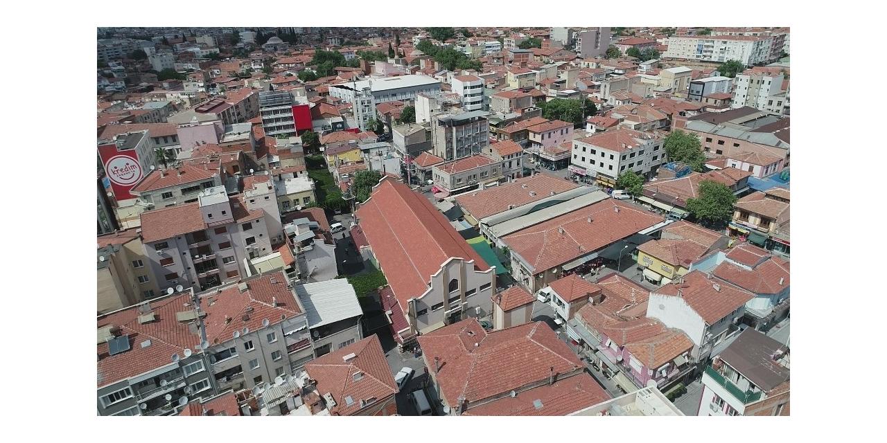 Akhisar'da 5 apartman karantina altına alındı