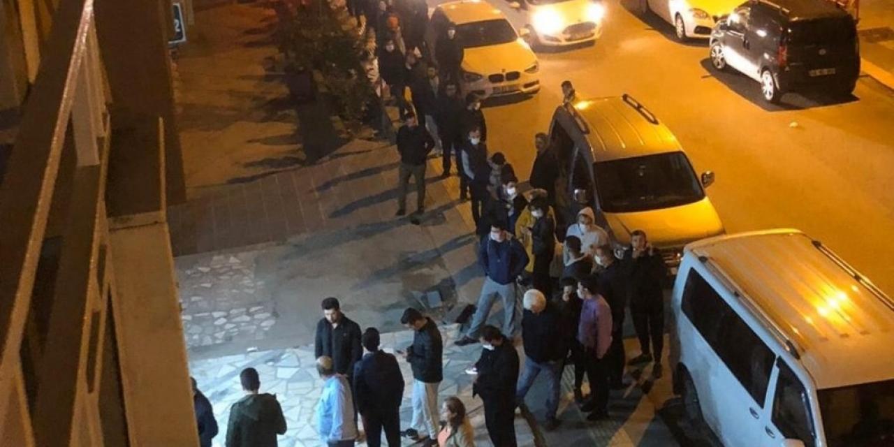 Mardin'de sokağa çıkma yasağı uzun kuyruklar oluşturdu