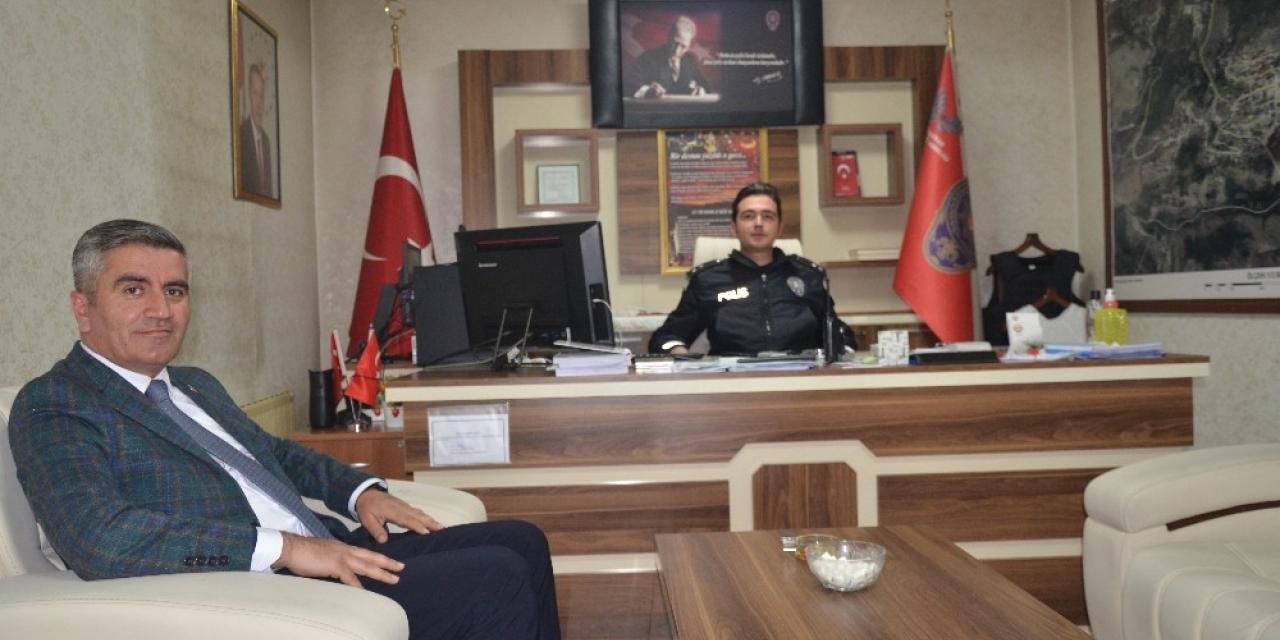 Beytüşşebap Belediye Başkanı Aşan polislerin haftasını kutladı