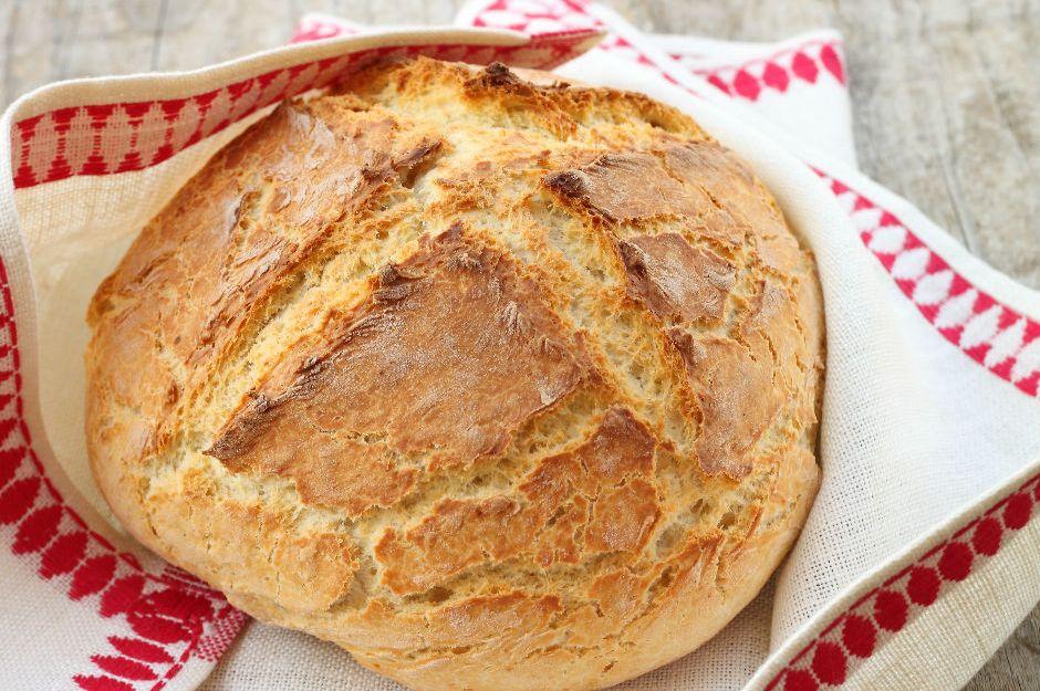 Evde ekmek tarifleri kuru mayalı