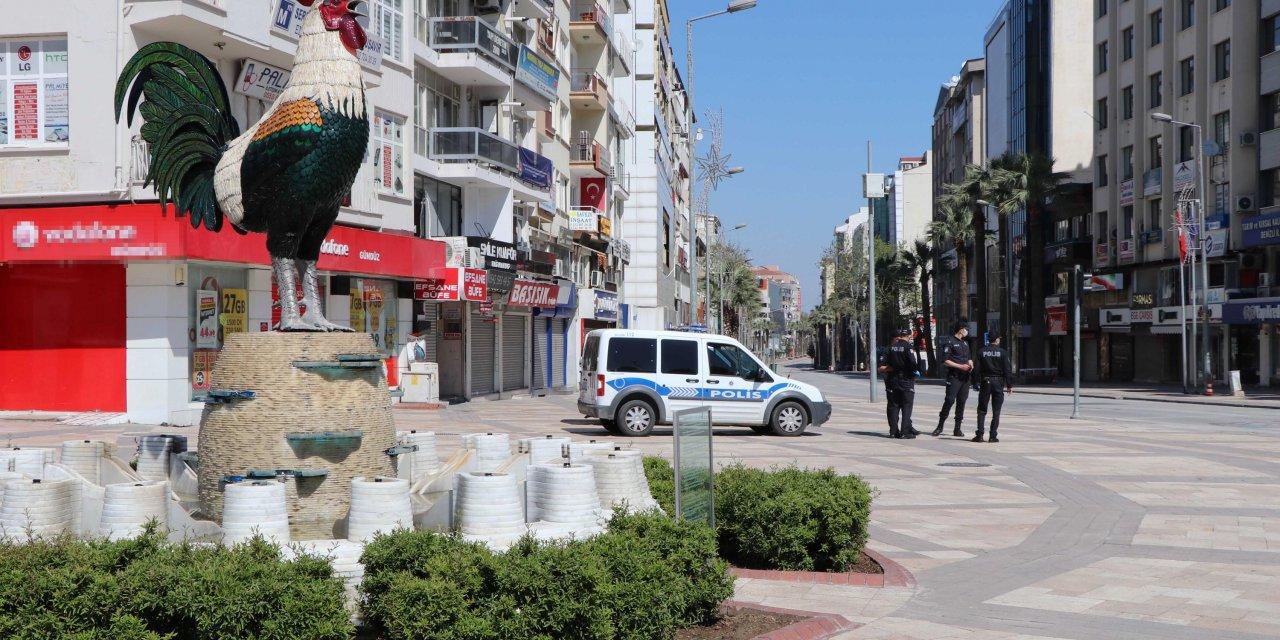 Denizli'de fırına giden vatandaşlar evlerine gönderildi