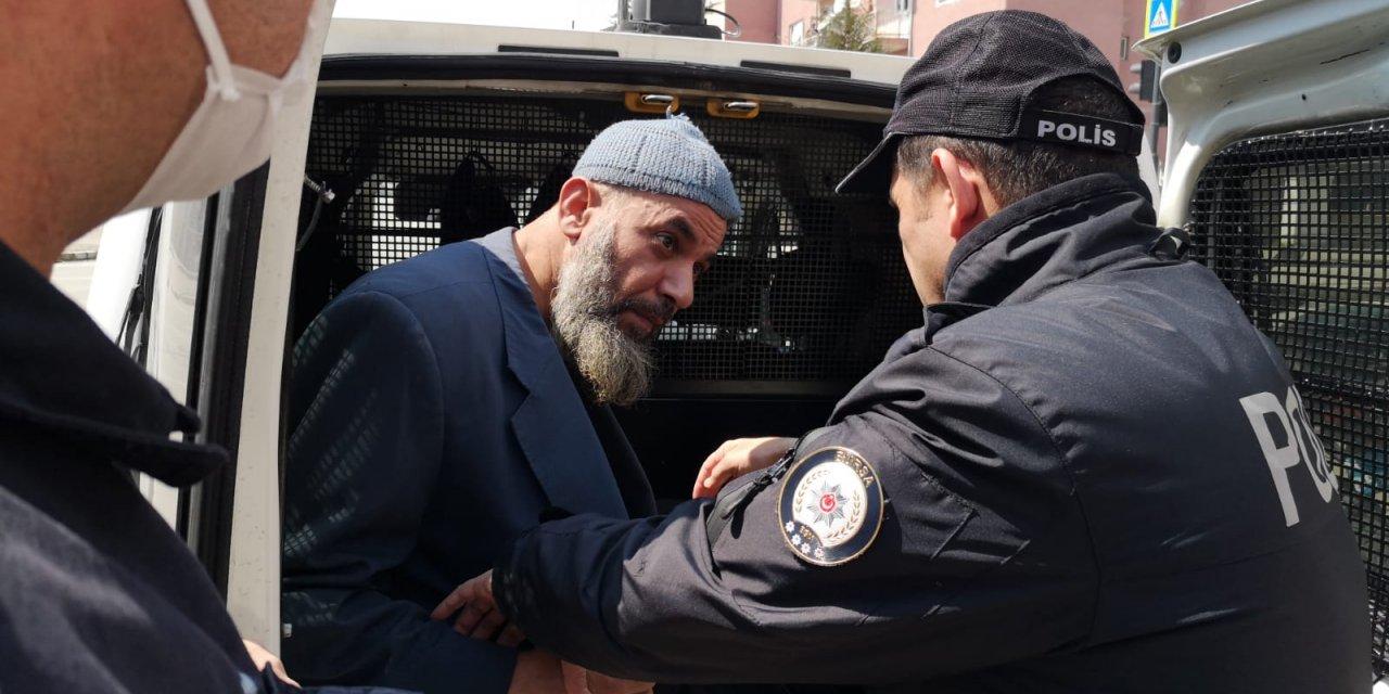 Bursa'da sokağa çıkıp polise direnen kişi, gözaltına alındı