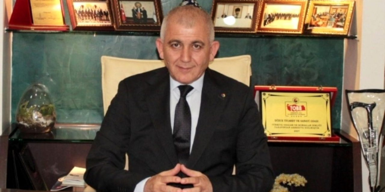 """DTSO Başkanı Şahin """"Devletimizden acil ek tedbirler alınmasını istiyoruz"""""""