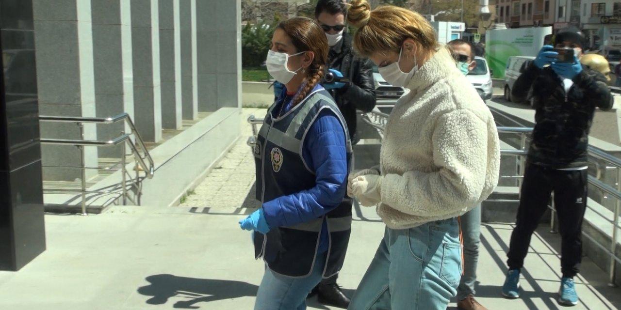 Irak uyruklu kadının 4 bin lirasını gasbeden 3 kişi tutuklandı