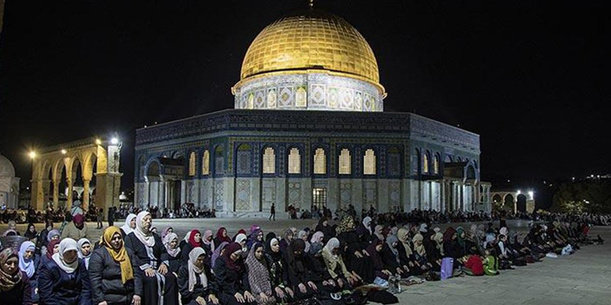Mescid-i Aksa Ramazan'da da ibadete açılmayacak