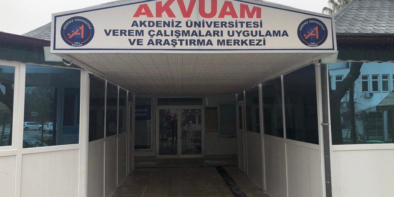 Türkiye'nin ilk Verem Araştırma Merkezi, AÜ'de kuruldu