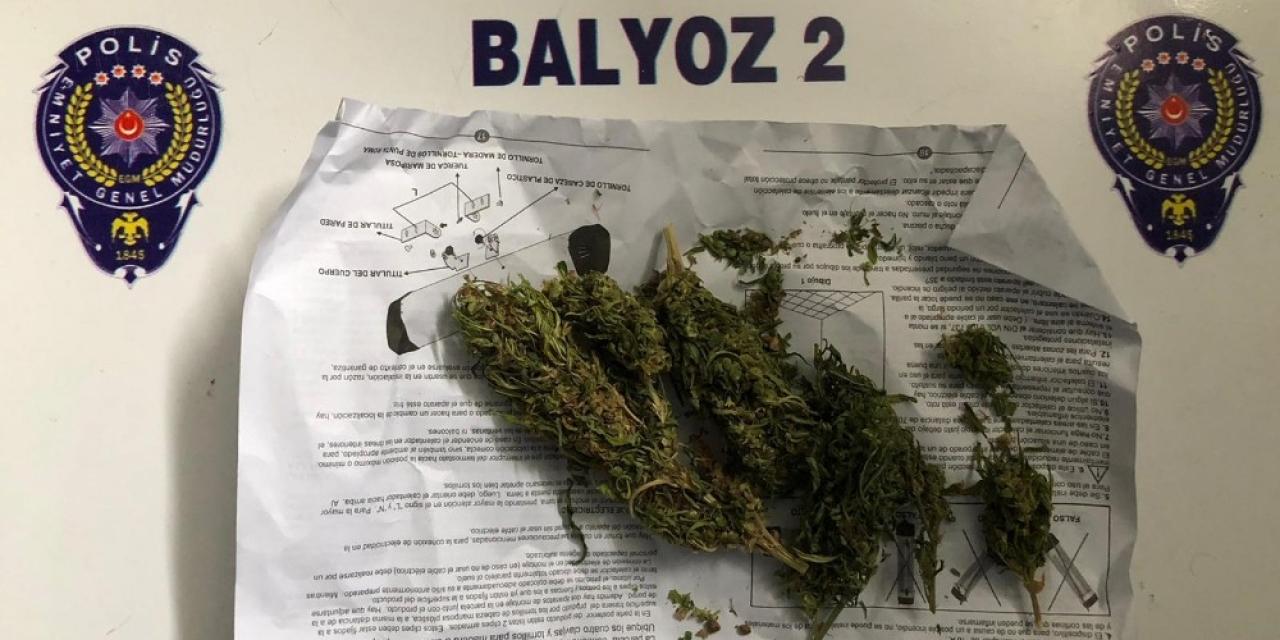 Malatya'da uyuşturucu ve silahlar ele geçirildi
