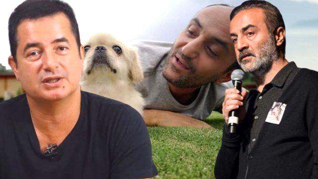 Acun Ilıcalı, köpeği ölen Ersin'e kötü haberi veremedi