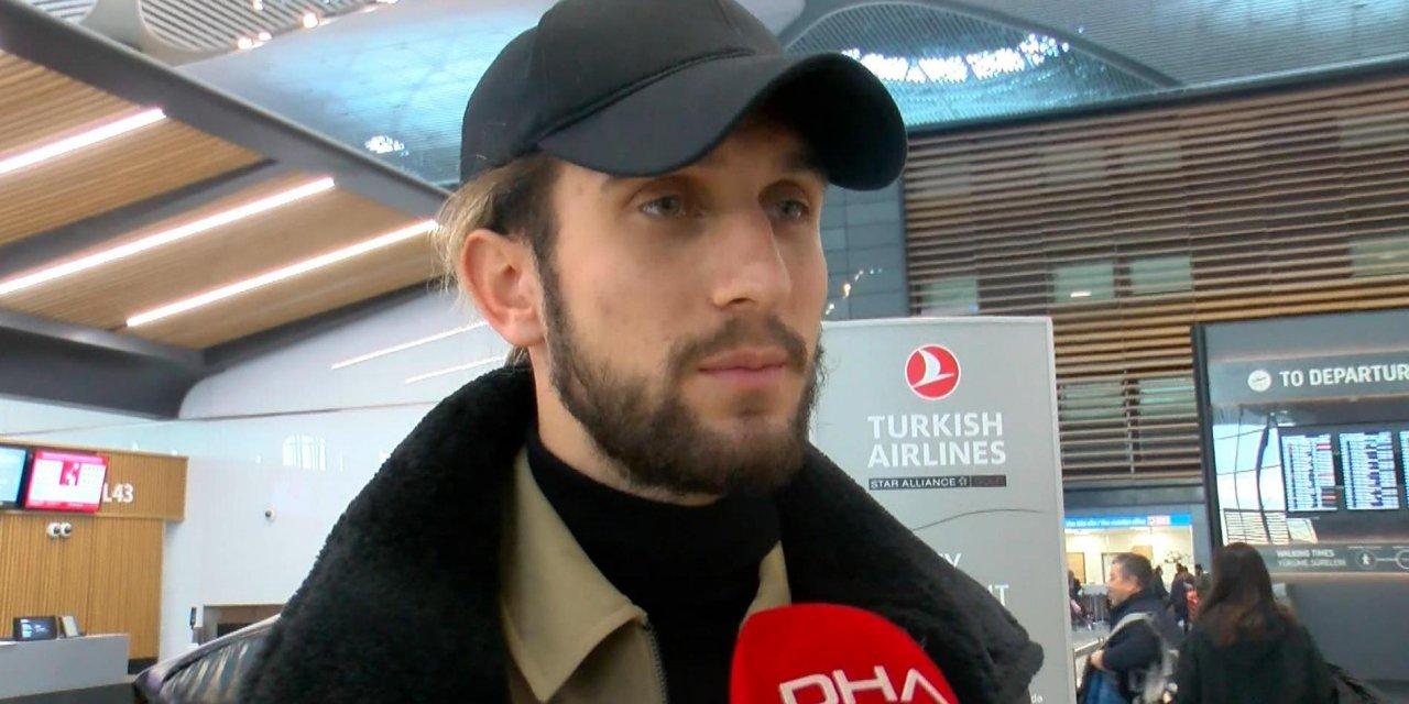 Yusuf Yazıcı: Futbol oynamayı çok özledim