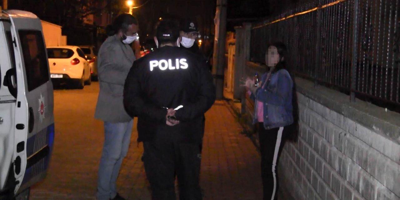 Kapkaça uğrayan hemşire şüphelinin peşinden koşup, yerini polise göstermiş