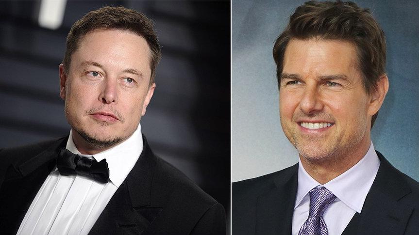 Tom Cruise ve Elon Musk gerçek uzayda film çekecek! Hem de NASA yardımıyla